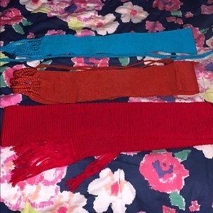 Bundle of belts
